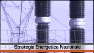 La Strategia Energetica Nazionale - Derrick