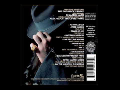 Rick Ross ft.Cee Lo-Tears Of Joy[Prod.No ID/Download/New/July/2010]