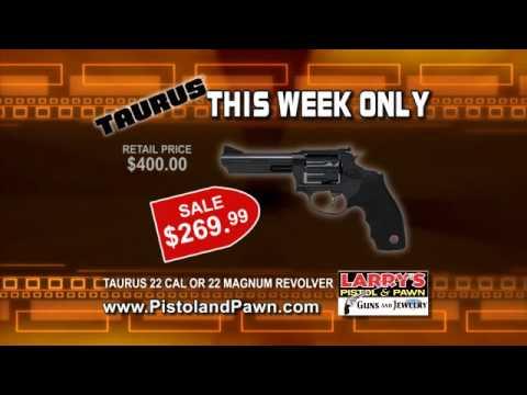 Federal Ammo Sale November 2011 - Taurus 941 22LR or Magnum