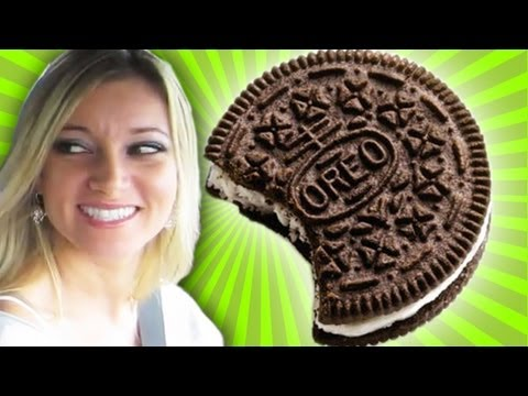 Oreo Cookie Prank video