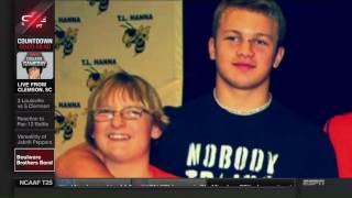Download Marty Smith Boulware Family Feature on SportsCenter 3Gp Mp4