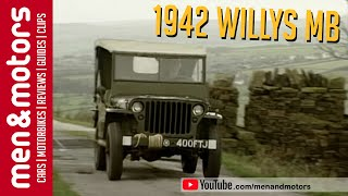 1997 Wrangler Sahara vs Willys MB