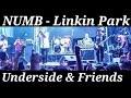 Linkin Park Numb Cover By Underside Friends At Purple Haze Rock Bar HD 1080p mp3