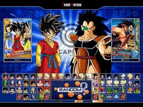 Dragon Ball Heroes MUGEN (Hi-Res) with download