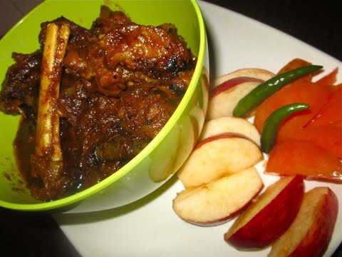 Mutton Kosha/Kosha Mangsho/Goat Curry/Bengali Mutton Curry Recipe