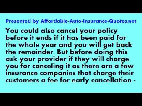 Affordable Auto Insurance - Tip #32