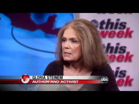 Interview with Gloria Steinem