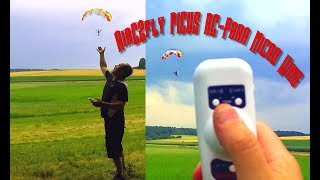 AirC2fly  PICUS  RC-Para Microwing and Pilot Ralli MAIDEN June 2017