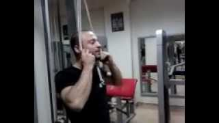 Crazy Guy at the Gym.. Best Brain Training