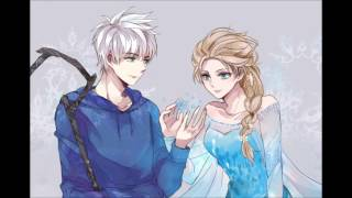 Elsa and Jack Frost (Love Story)