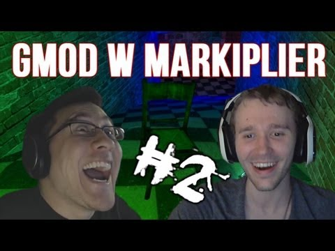 Gmod Horror Maps w/ Markiplier! - Insomnia [2]