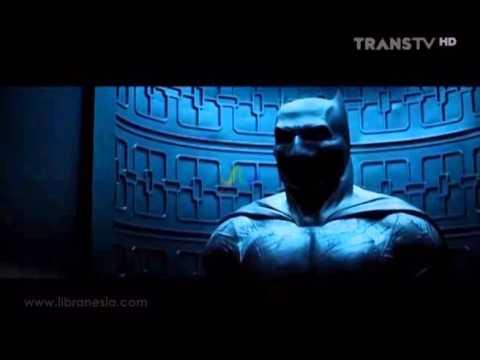 Iklan Mizone LIMITED EDITION BOTTLES - BATMAn vs SUPERMAN