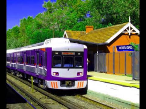 Trenes, metro, subtes de Buenos Aires, Argentina (2° parte)