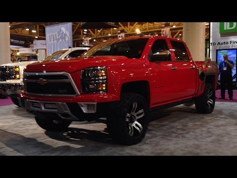 2014 Chevrolet Reaper in Winnipeg, MB from Ride Time (built by Southern Comfort)