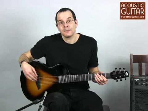 Acoustic Guitar Review - Composite Acoustics Cargo