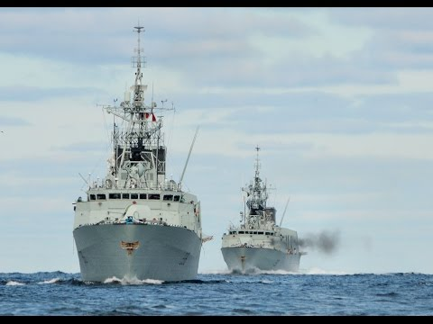 Truth Duty Valour Episode 405 – HMCS Charlottetown - Arabian Sea