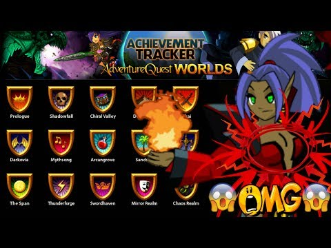 AQW   ALL Chaos Saga Reward Shop Reviews! [All AC-Tagged!] (2016)