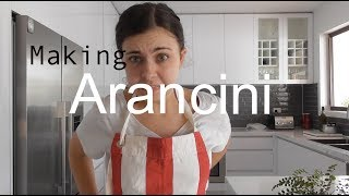 Making Arancini | Wog Edition