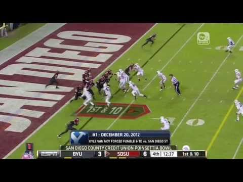2012-13 Top 10 BYU Sports Plays