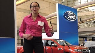 2019 Pittsburgh Auto Show Behind-the-Scenes: Ford