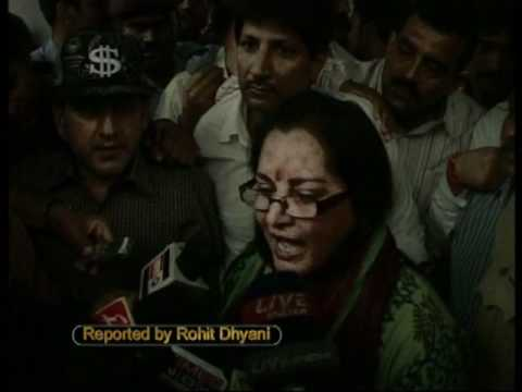 Jaya Prada On Amar Singh Health. video