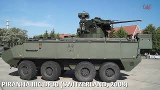 Top 10 best wheeled IFV