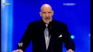Bruno Sammartino Inducted Into The WWE Hall Of Fame 2013