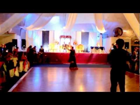 Nikita dancing to Saajan Ke Ghar Jaana Hai Radha and Gangnam...