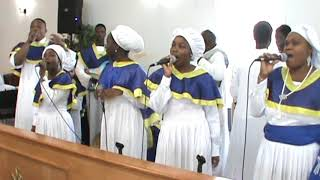 CHOIR AKORIN OPE SONG'S ON 5 19 2019