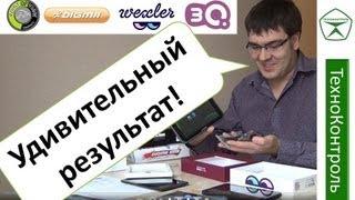 Планшеты около 4000 рублей. Сравнение 4-х Моделей! - TechnoControl