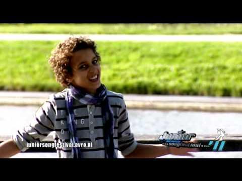 Junior Songfestival - Joël - Ik denk aan jou - Videoclip Junior Songfestival 2011