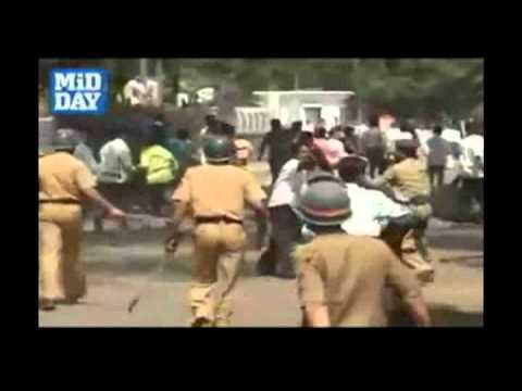 Raj Thackeray Arrested In 22nd October 2008 video