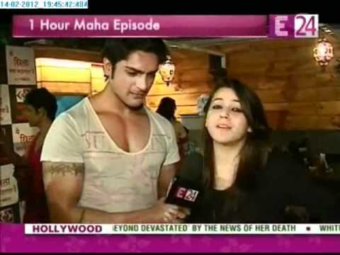 Priyal and ashish celebrate valentine day with e24