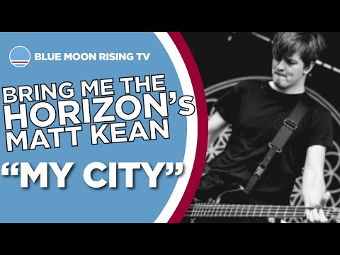 'Oldest City Memory? Disappointment!' BRING ME THE HORIZON'S Matt Kean!   Manchester City