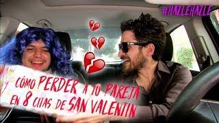 Cómo perder a tu pareja en 8 citas de San Valentín.