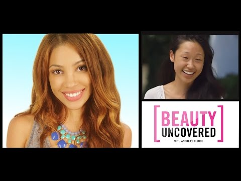 Julia's Makeover with AndreasChoice   Beauty Uncovered by bareMinerals
