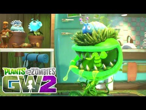 Plants vs. Zombies Garden Warfare 2: Toxic Chomper vs Mech ...