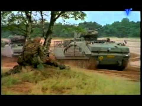 TV Serie 'Combat' Veronica 1998 Koninklijke Landmacht