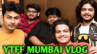 YTFF Mumbai Vlog | Behind The Scenes With Gareeb, Dynamo, Roasting Guru, Alpha | Neon Man 360 Vlogs