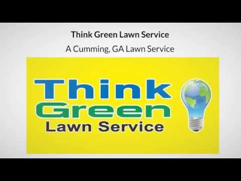 Lawn Care Service Cumming GA | Think Green Lawn Service (678) 648-2556