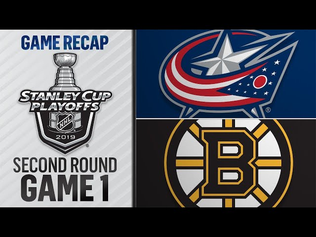 Coyle scores twice, leads Bruins to OT win in Game 1