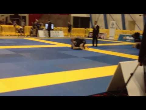 Failed takedown to Half guard sweep to trip Image 1