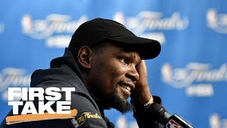 Kevin Durant Title Win Doesn