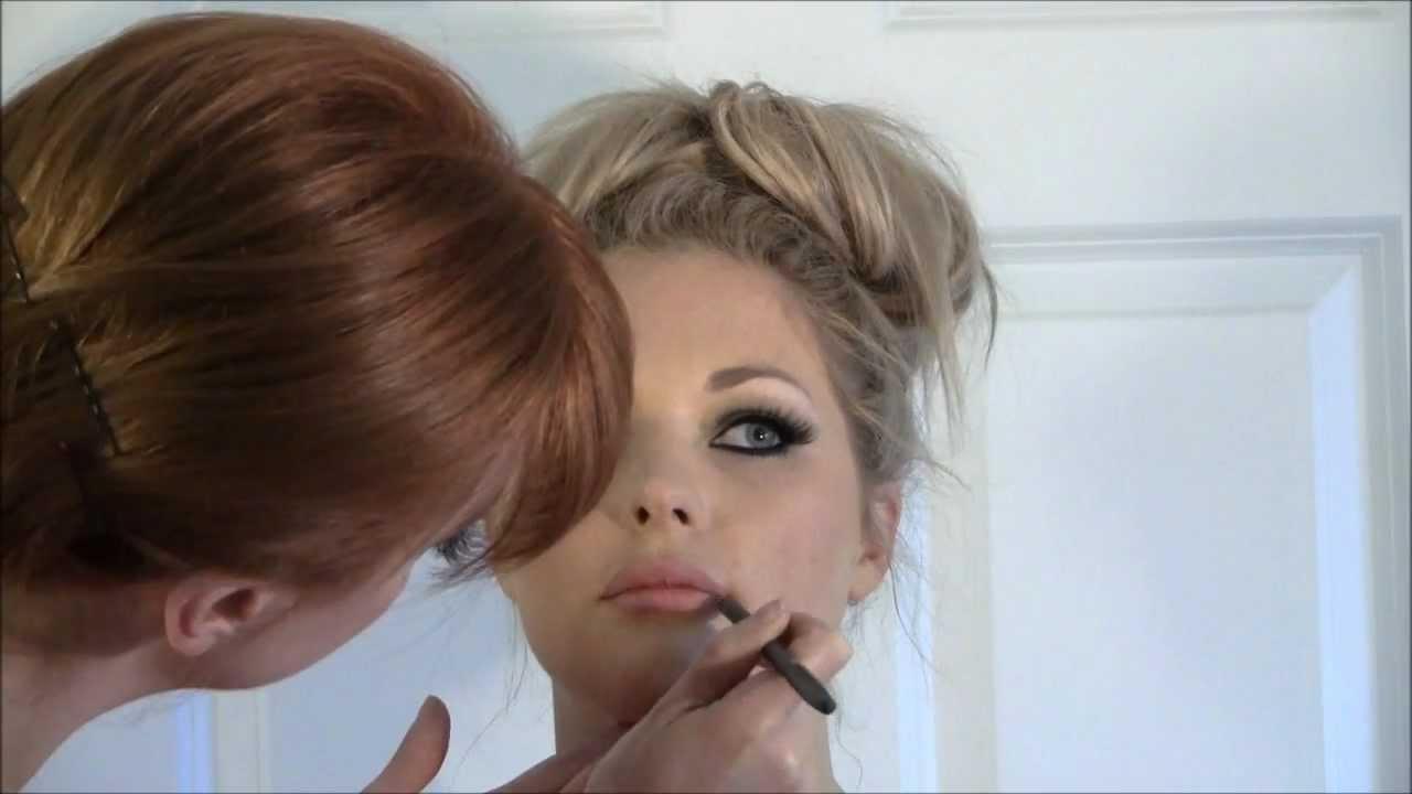 Brigitte Bardot Inspired Makeup Tutorial YouTube