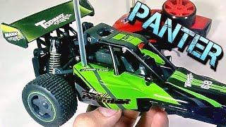 Uzaktan Kumandalı Yarış Arabası # RC Off Road Rally Car Jet Panther