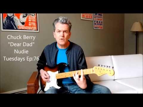 Dear Dad - Chuck Berry - Cover