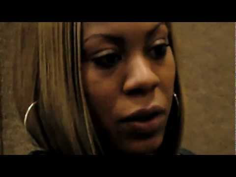2012 Olympic Track & Field Trials: Sanya Richards-Ross Interview