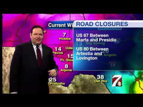 CBS 7 Weather Update: 7:15 AM