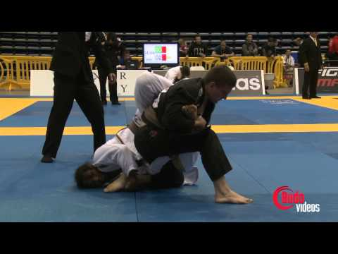 Ben Henderson vs Pedro Alcantara Pan Jiu Jitsu 2013 Brown Belt Middle - OFFICIAL