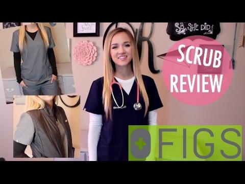 FIGS Scrubs Review